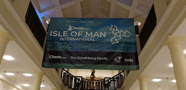 Isle of Man Schach 2018