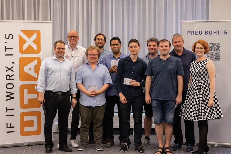 Lüneburger Schachfestival 2019, Sieger des A-Opens