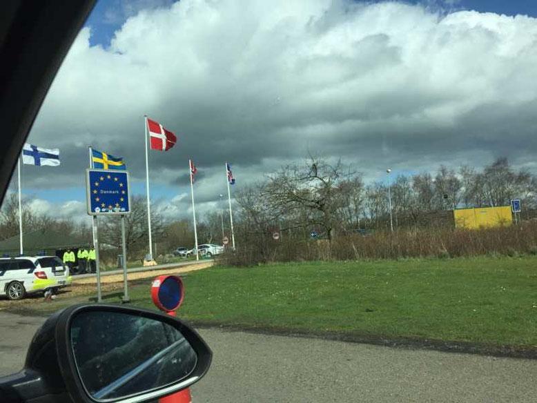 Auf einen sicheren Aufenthalt in Dänemark