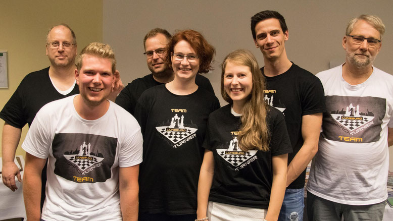 Team Lüneburger Schachfestival 2018