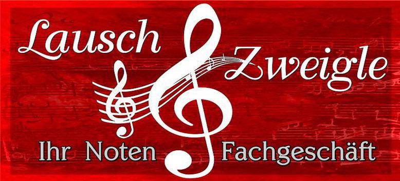 Lausch Zweigle - Ihr Notenfachgeschäft in Stuttgart