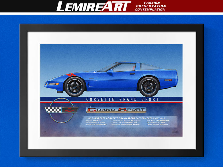Corvette Grand Sport C4