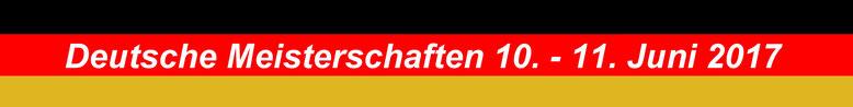 Deutsche Meisterschaften im Classic-Kegeln 2017 in Schkopau