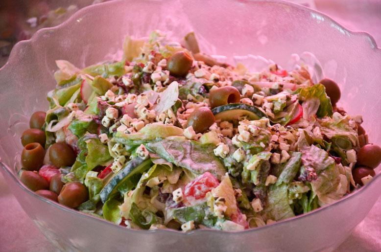 Frische & knackige Salate