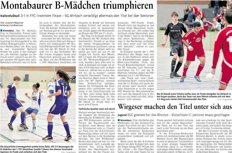 Quelle: Westerwälder Zeitung v. 05.01.2014