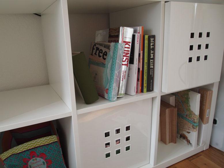 ikea boxen umgestalten sarahs atelier. Black Bedroom Furniture Sets. Home Design Ideas
