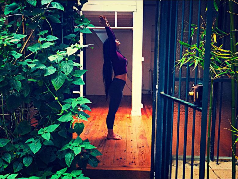 Salle de Yoga à Toulouse, bienvenue!