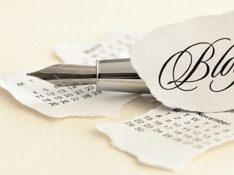 ブログで文章力を身につける