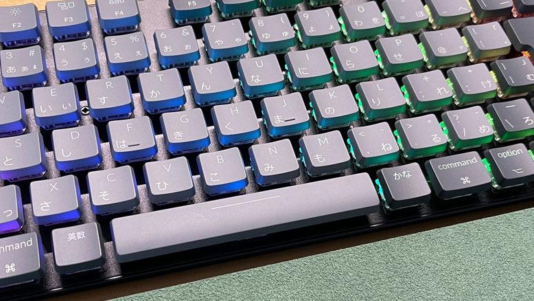 Keychron1 Kワイヤレス・メカニカルキーボード(テンキーレス)