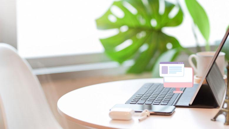 ディスプレイ+ScreenPad