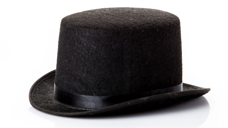Black hat and white hat