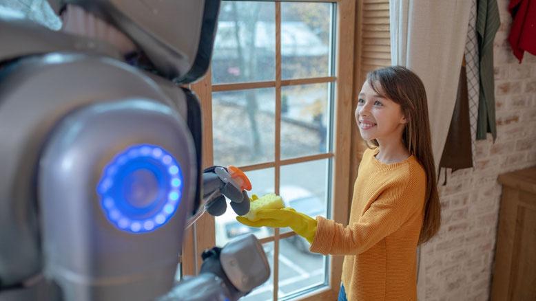 Housework robot