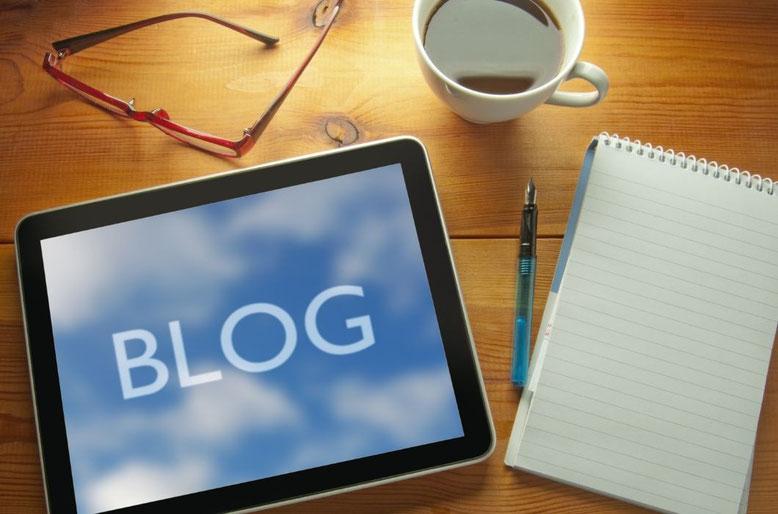 blogの更新