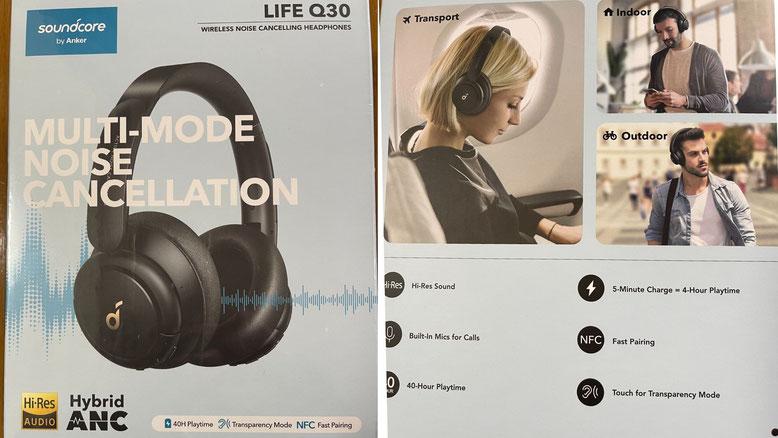 Anker Soundcore Life Q30