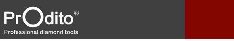 PRODITO UNIVERSELE SLIJPSCHIJF BESCHIKBAAR IN STANDAARD EN SANDWICH SILENT STEEL OF GELUIDSARME VERSIE