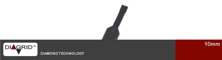 PRODITO TEGELBOOR 10mm OPNAME M14 VOOR HAAKSE SLIJPER