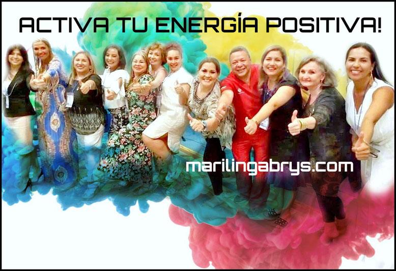 marilin gabrys motivacion, conferencista internacional, profesional, marilin gabrys energia vital, terapia energetica, la nota positiva, univision ny, univision miami, miami florida, curacion, sanacion