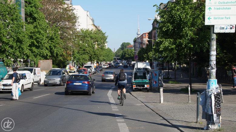 Schlesische Straße | Foto: © Detlef Zabel