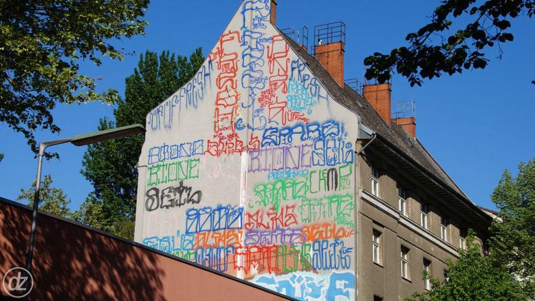 Kunst? in der Köpeicker Straße | Foto: © Detlef Zabel
