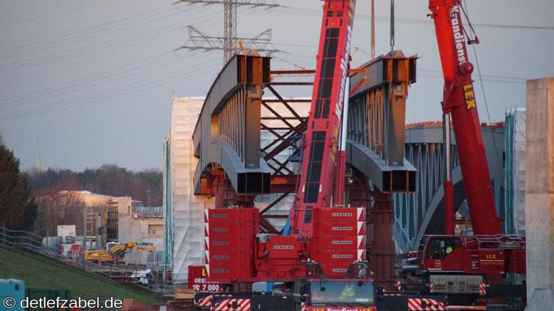Neue Spreebrücke Schöneweide