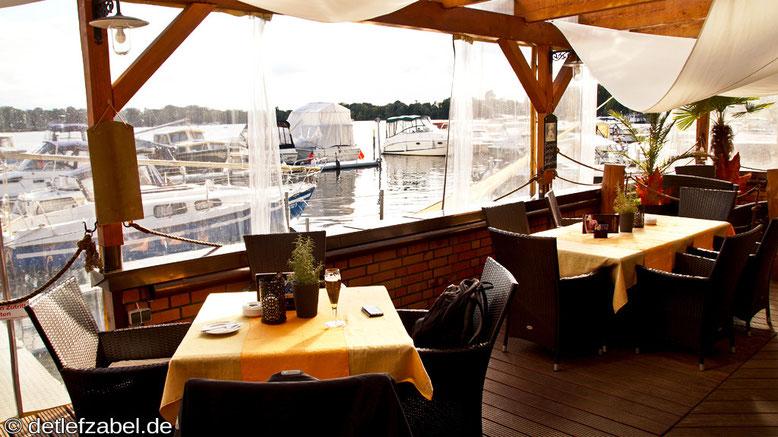 Lehnitzsee Hafenrestaurant
