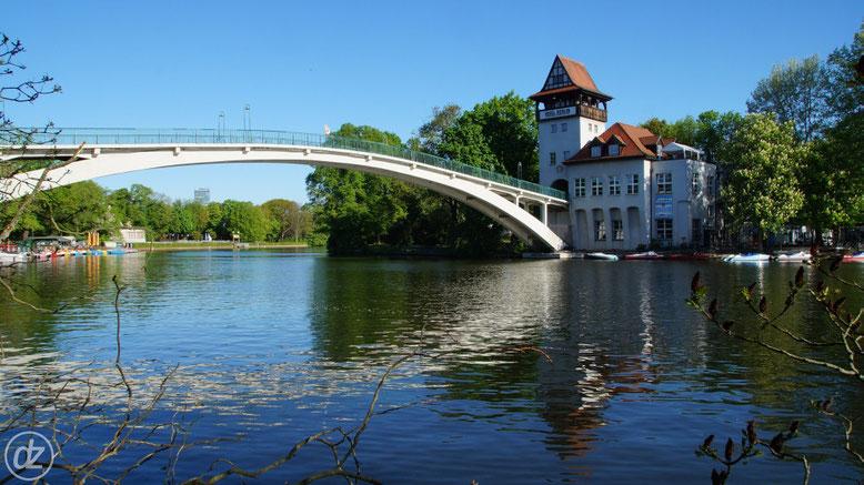 Brücke zur Insel der Jugend | Foto: © Detlef Zabel