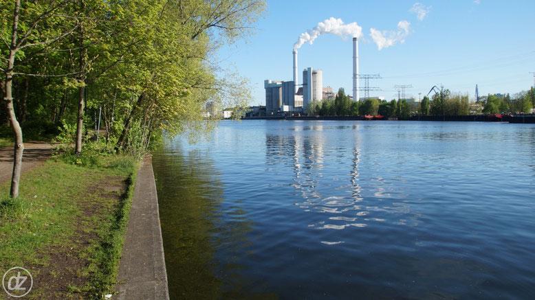 Kraftwerk Klingenberg | Foto: © Detlef Zabel