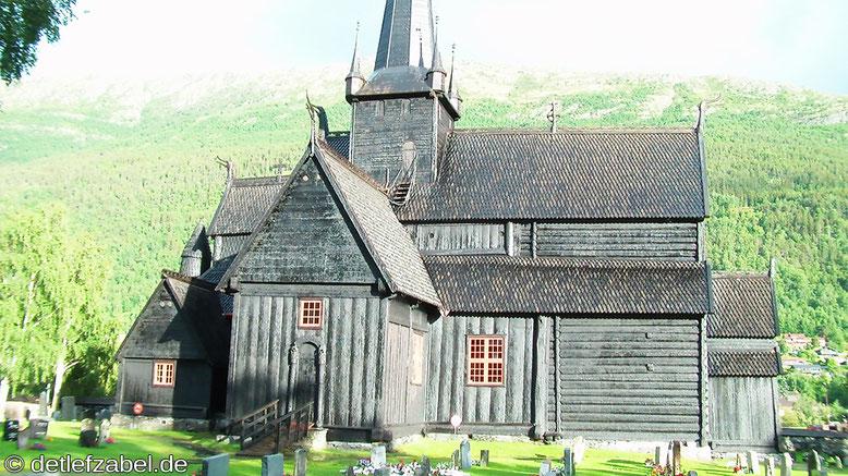 Stabkirche Stavkirke