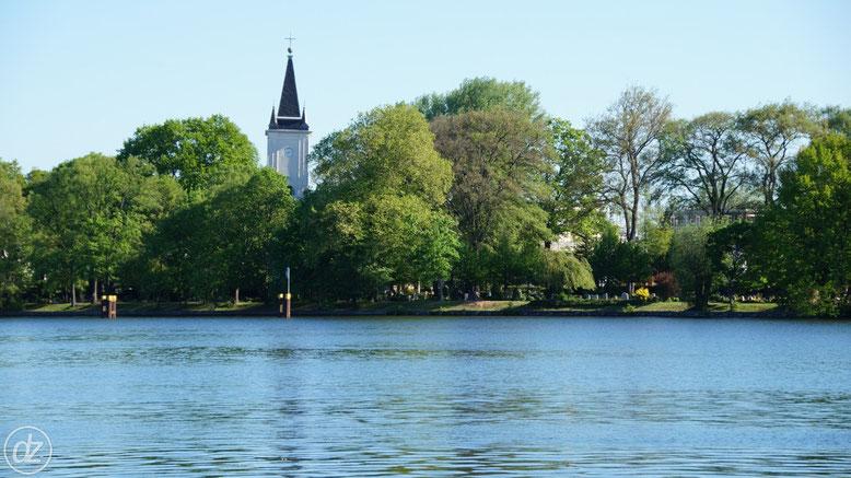 Dorfkirche Alt-Stralau | Foto: © Detlef Zabel