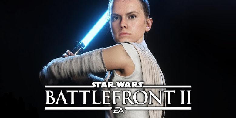 Wer sind die Eltern von Rey in der neuen Star-Wars-Trilogie? Lucasfilm und Co. hüllen sich diesbezüglich immer noch ins Schweigen. Bilderquelle: Electronic Arts