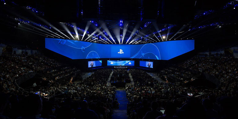 PlayStation Meeting 2016 Live-Stream auf YouTube
