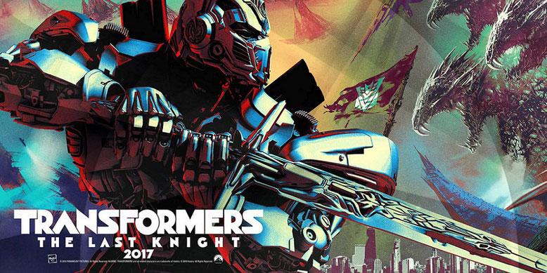 Neues IMAX-Video zu Transformers 5 zeigt die ersten richtigen Film-Szenen. Bilderquelle: Paramount Pictures