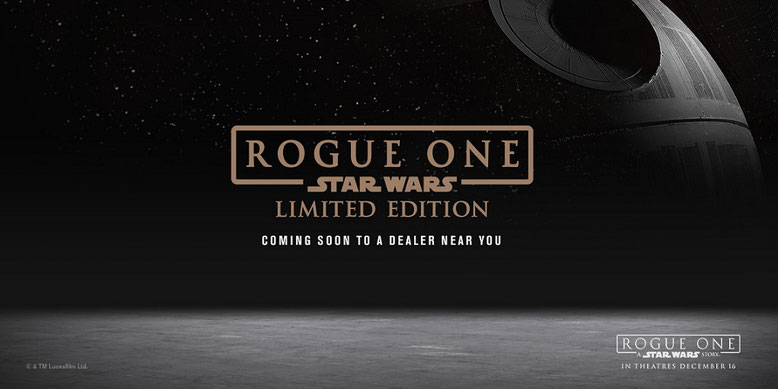 Nissan und Duracell zeigen ihre Werbevideos zu Rogue One: A Star Wars Story. Bilderquelle: Lucasfilm/Nissan