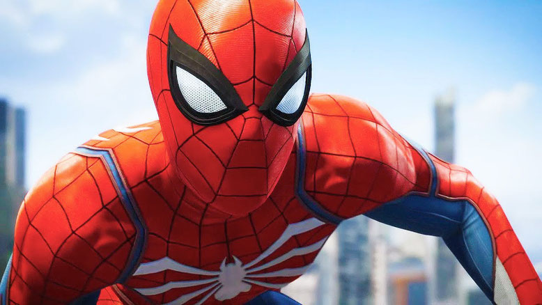 Spider-Man PS4 Release-Termin Game Informer Infos