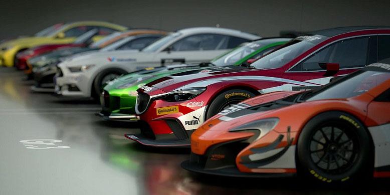 Ein neues Update für Gran Turismo Sport verschafft euch in der kommenden Woche eine Fuhrparkerweiterung von zehn Fahrzeugen. Bilderquelle: Sony Interactive Entertainment