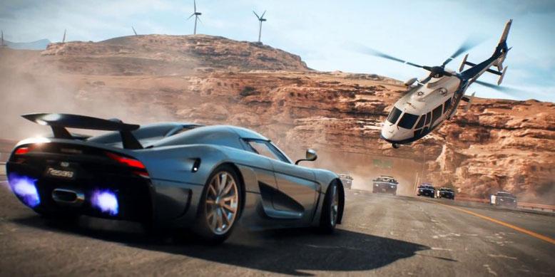 Need for Speed Payback erscheint am 10. November dieses Jahres für PS4, Xbox One und PC im Handel. Bilderquelle: EA