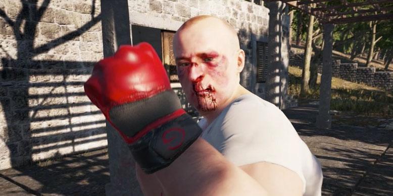Kampfbetonte Spielszenen im neuen Video zu Scum auf Basis der Unreal Engine 4. Bilderquelle: Devolver Digital
