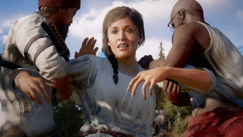 AMD fungiert für den Ego-Shooter Far Cry 5 als Partner mit Ubisoft. Ein neuer PC-Trailer stellt uns die damit verbundenen grafischen Vorteile vor. Bilderquelle: Ubisoft