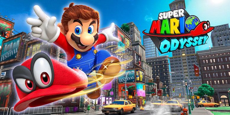 Im neuen Überblick-Trailer zu Super Mario Odyssey für Nintendo Switch erfahrt ihr alles, was ihr wissen müsst. Bild: Nintendo