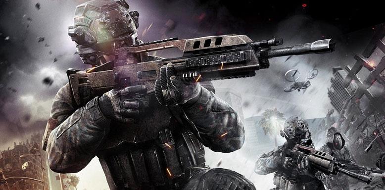 BO3 Salvation DLC Trailer enthüllt. Bilderquelle: Activision