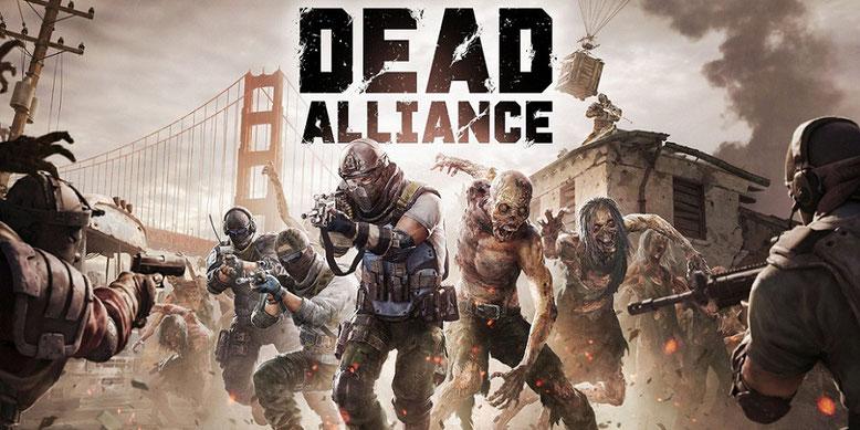 Der Zombie-Shooter Dead Alliance steht als Open-Beta-Client für PS4, Xbox One und PC bereit. Bild: Maximum Games