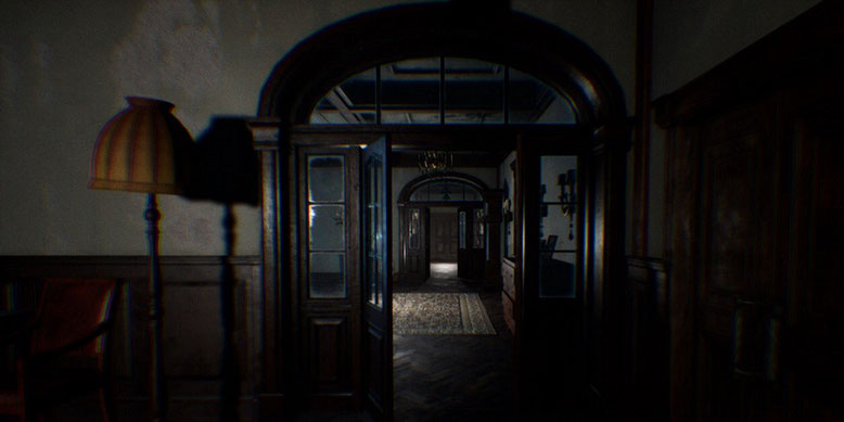 Silver Chains ist ein düsteres Horror-Game mit beeindruckender Unreal Engine 4-Grafik. Bilderquelle: Cracked Heads