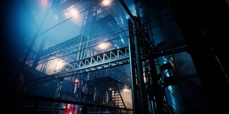Das Open World-Game Lost Region bekommt neue Bereiche spendiert, wie neue Screenshots zeigen. Bild: Farom Studio