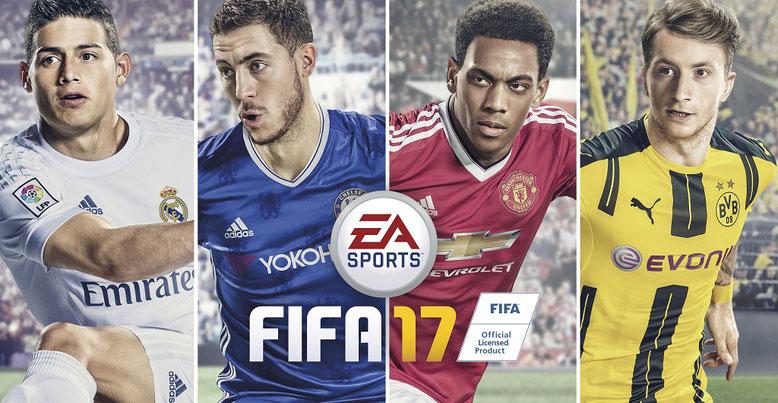 FIFA 17 im offiziellen Gamescom-Trailer