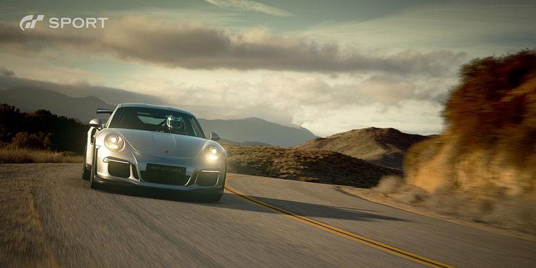 Kurz vor dem Release von GT Sport für PS4 gibt es ein neues Video mit ausführlichen Infos zu sehen. Bilderquelle: Sony