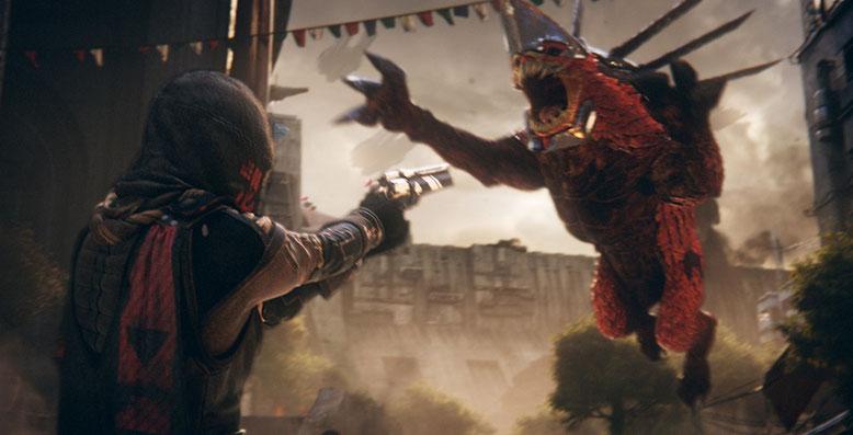 Bungie zeigt das erste Gameplay-Video zu Destiny 2. Bilderquelle: Activision