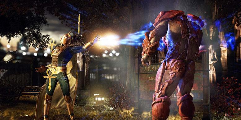 Der offizielle Launch-Trailer zum Prügelspiel Injustice 2 ist da. Bilderquelle: Warner Bros. Interactive Entertainment