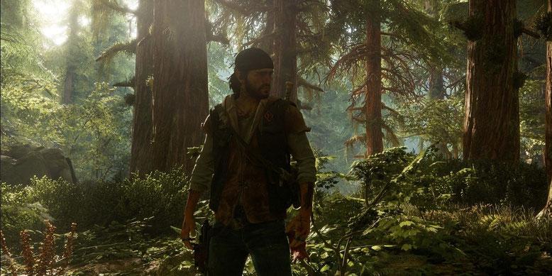 Days Gone: Sony hat offenbar den offiziellen Release-Termin zu dem PS4-Survival-Abenteuer verraten. Bilderquelle: Sony