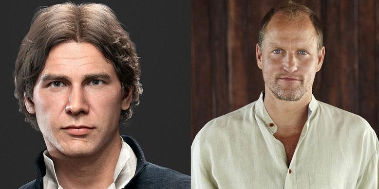Woody Harrelson ist im Cast vom Han Solo-Film mit von der Partie. Bilderquelle: EA Battlefront/StarWars.com