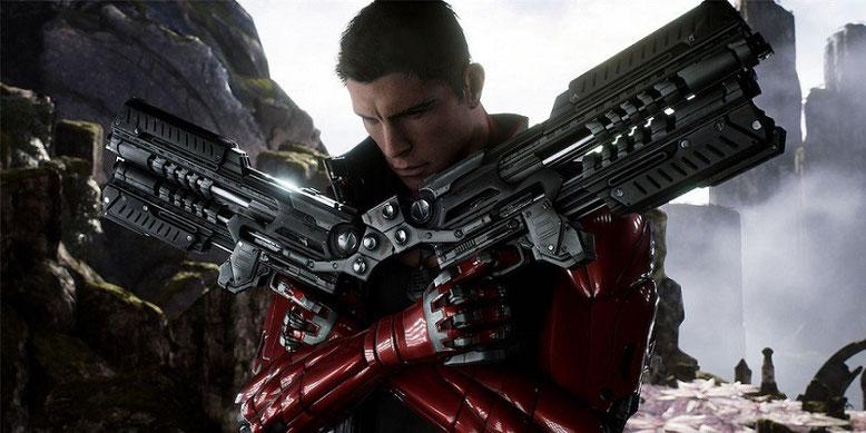 Der Spielbetrieb des MOBA-Titels Paragon wird am 26. April 2018 auf PC und PS4 eingestellt. Quelle: Epic Games